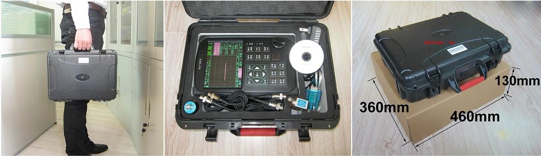 automatisierte Kalibrierung ultraschallprüfgerät kut650 ultraschallprüfgerät