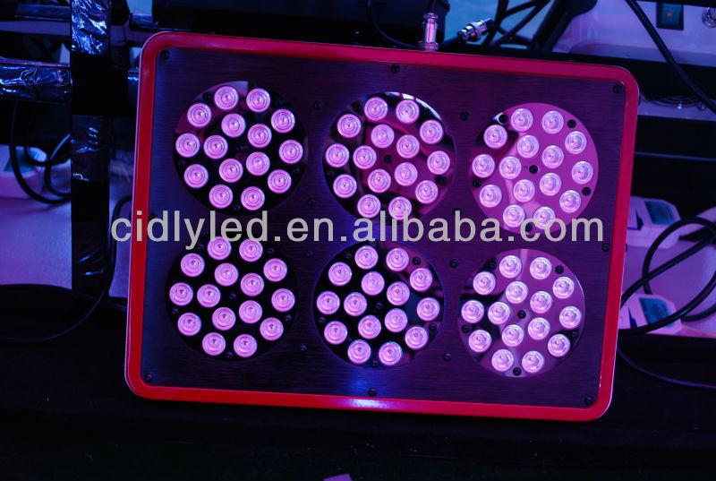 6band Apollo high quality new model design led grow light for hydroponics plants greenhouse veg flower
