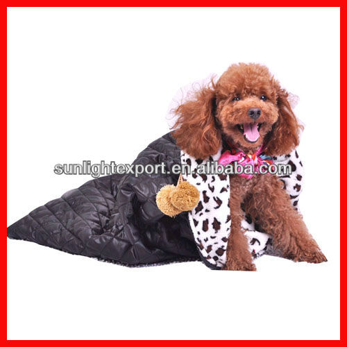 good high quality polyester dog bed