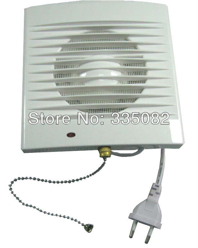 Bathroom air extractor