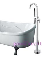 Смесители для ванной и душа Rozin Clawfoot /chrome FL-008