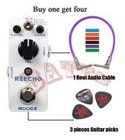 Аксессуары и Комплектующие для гитары mooer отражать эхо