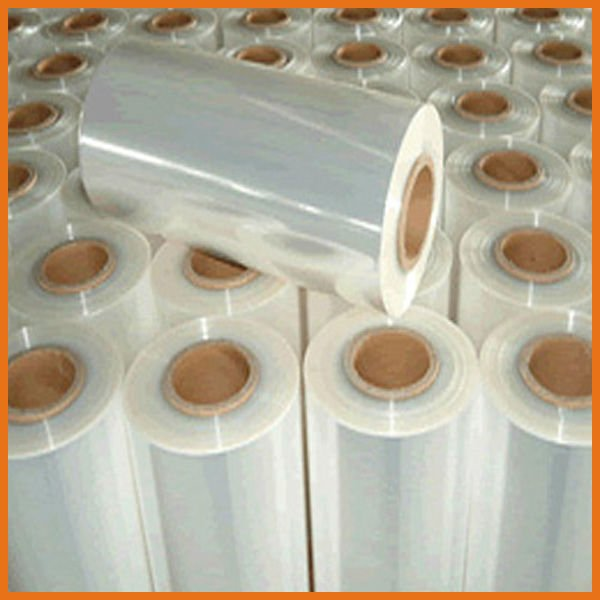 Hot LLDPE Plastic Stretch Films