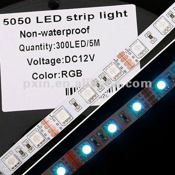 High Output Smd 5050: Edge High Output Led-based Luminaires Smd 5050 Flexible