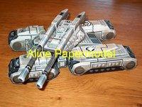 Игрушечная техника и Автомобили papermodel] 30 3 alert3 c & C3 & red alert3 models C&C3 Command & Conquer models