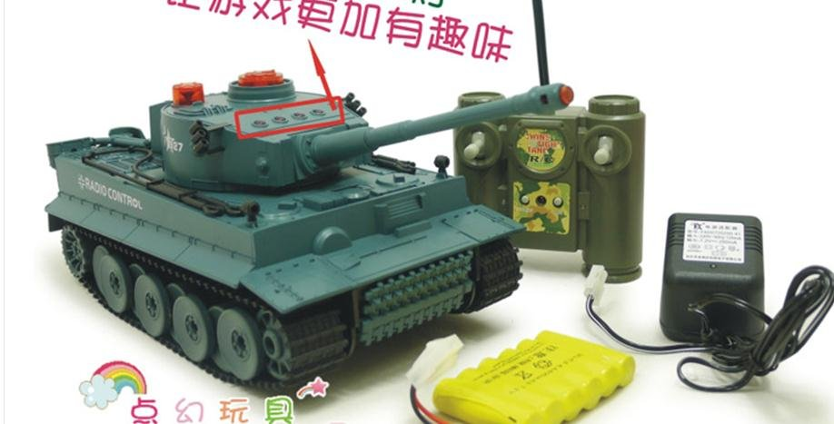 kids boy toy war Battle tank rc toy High simulation big size  pay 2pcs with friend can Simulated combat 2color english Manual