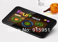 F1 7 inch dual flat computer / capacitor screen Android system tablet
