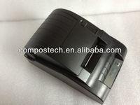 высокая скорость чековый принтер, термопринтер 58 мм с завода напрямую