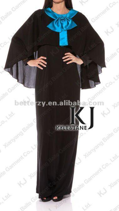 2013 Latest Design Fashion Jilbab Dubai 2844