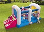 minibouncer,inflatable jumper, house bouncer, baby playground,repair kit