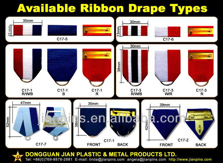 Military medal/blank medal/cheap custom medals