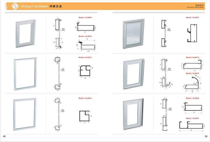 Aluminium Frame Cabinet Doors Aluminium Frame For Cabinet