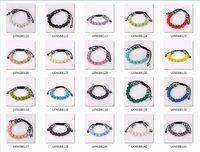 SBB121 Shambala Charm Disco Ball Bead Bracelet New T-Paris Shambhala Rhinestone Crystal Fashion Jewelry Shamballa