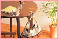 Аврора складной блестящая сумочка сумка кошелек складной Вешалка держатель крюка для ресторана, столовой свадьба