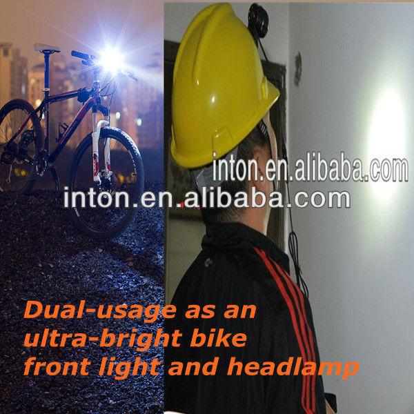 INTON 2014 new model high brightness dirt bike led light