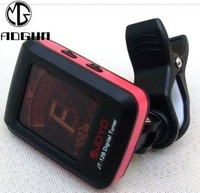 Аксессуары для скрипок Clip-On LCD Guitar Tuner Bass Violin Ukulele Tuner