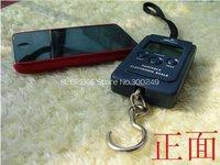 Весы 40kg x 20g Electronic Portable Digital Scale lb oz, A11716SL