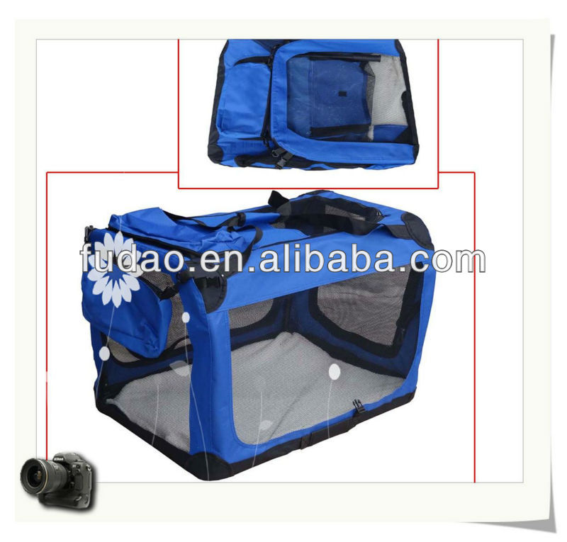 high quality pet cages pet house dog carry bag