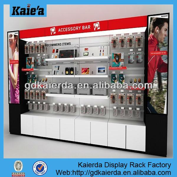 meubles design pour magasin mobile / mobile boutique conception de ... - Meuble Pour Telephone Design