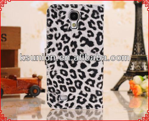 Luxury Flip Leather Case for Samsung I9500