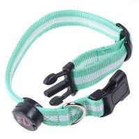 Ошейники и Поводки для собак TOMTOP LED Pet , LED , 7 , 5  H4488BL/H4488GR/H4488R/H4488Y/H4488P/H4488O/H4488B