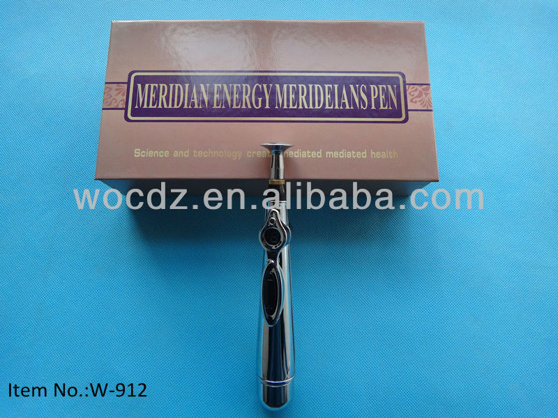 Personal Massager/Electronic Meridian Acupuncture Energy Pen/Mini Dredge Meridian Pen