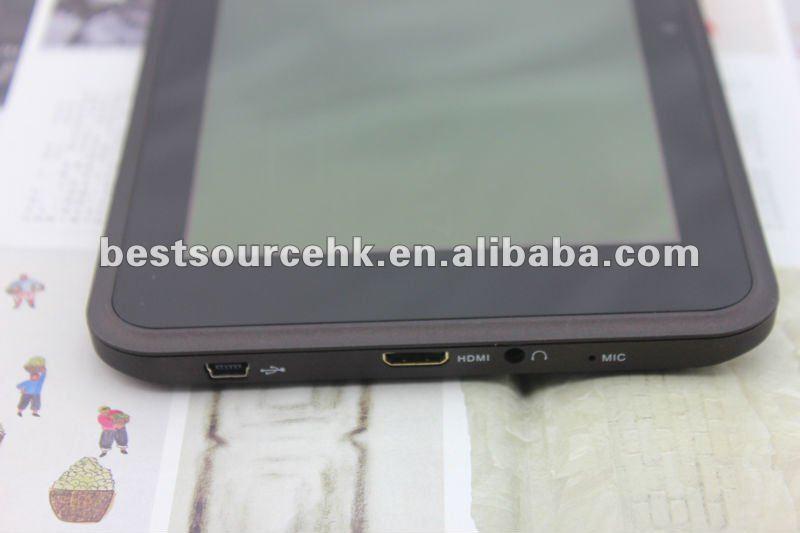 Mini Laptop pc Tablet PC mini 3G tablet pc camera MTK6575 with CE