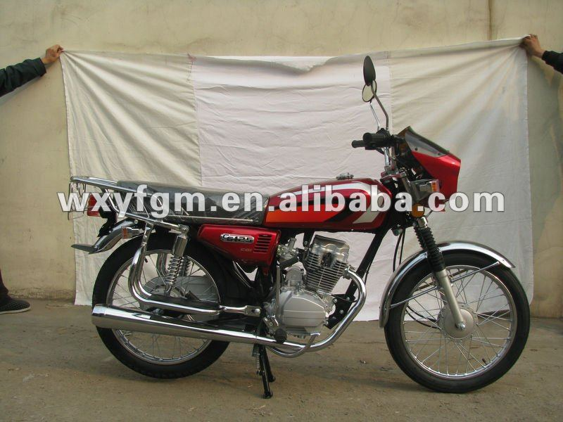 classic CG125 Motorcycle