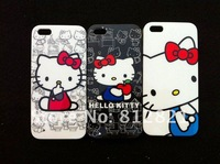 Чехол для для мобильных телефонов 10pcs/lot, Cartoon Mickey, Pooh, hello kitty hard cover case for iphone 5
