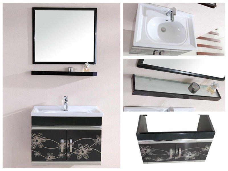 2012 Hanging mirror cabinet