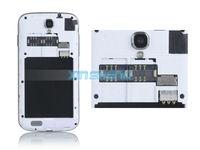 Мобильный телефон 4.3 inch MTK6577 Dual Core 512 RAM mini i9500 S4 mini I9190 phone Android 4.2 Smart Phone 1.2Ghz WIFI Dual Sim Mobile Phone