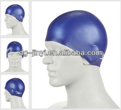 2014 Hot Sale silicone swimming cap