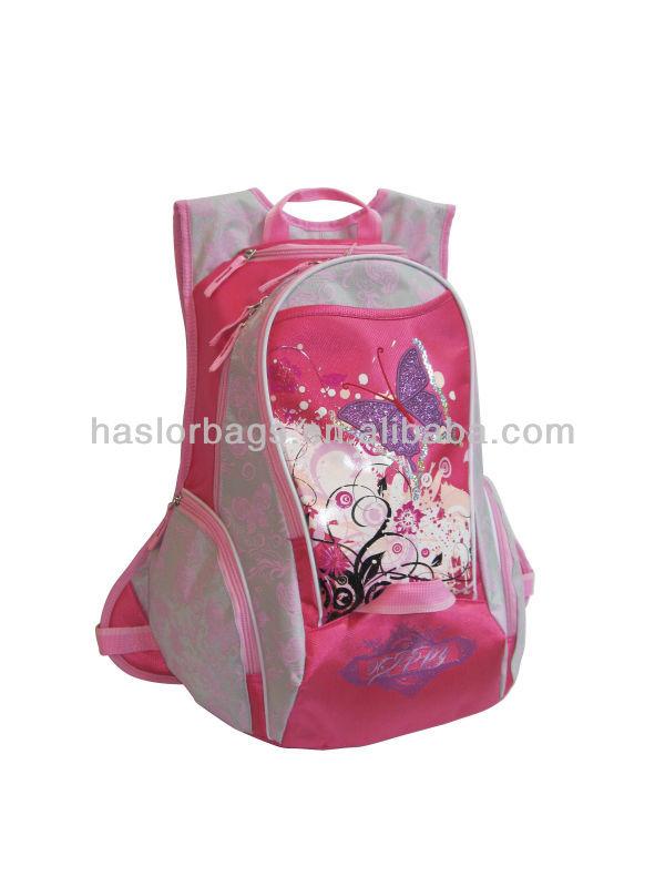 2014 nouveaux produits gros école sac à dos pour adolescent petites filles de sac d'école fabricant