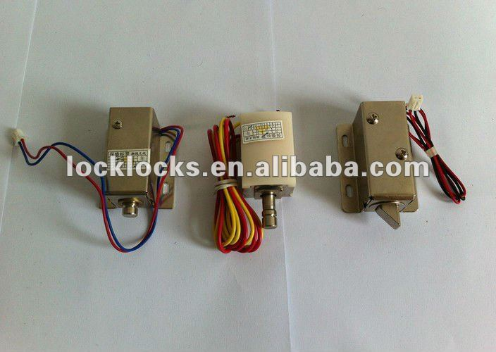 Electronic Cabinet Locks for Lockers Power on to open