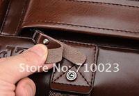 Портфель 2013 High quality PU Leather men bag, 2013 hot selling Good quality men briefcase