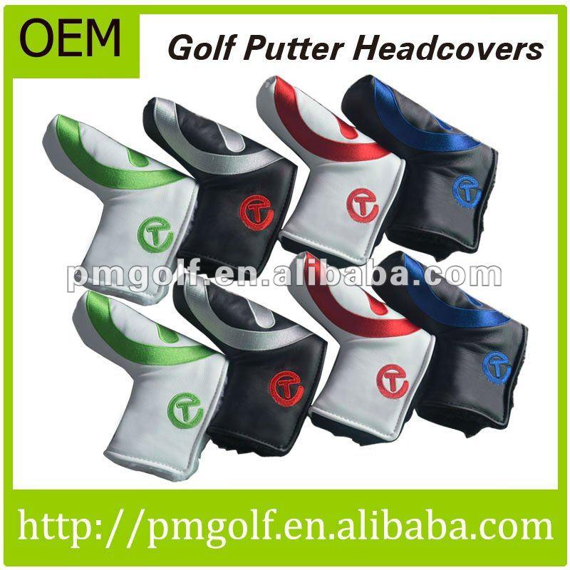 Custom PU Golf Headcovers