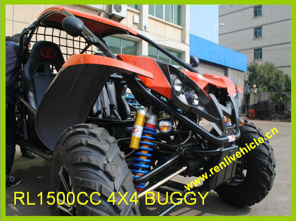 racing buggy/atv/go kart 1500CC off road 4x4