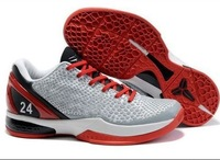 Wholesale Kobe VI men's basketball shoes Athletic Sneaker trainer free shipping