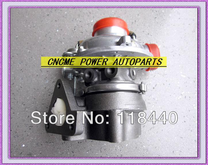 RHF5 8971371093 8973125140 Turbocharger ISUZU Trooper HOLDEN Jackaroo OPEL Monterey 4JX1T 4JX1TC 3.0L 157HP NEW (1)