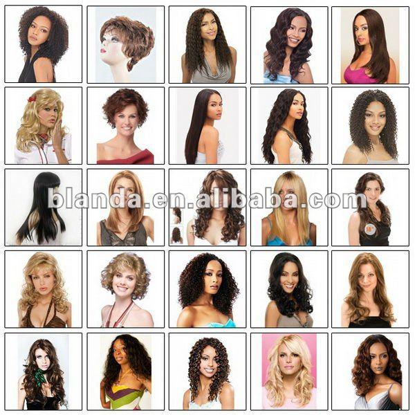 human hair wigs-