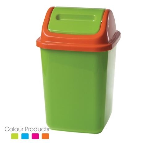 De rangement en plastique bin avec couvercle de - Ikea boite rangement plastique ...