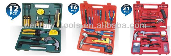 Household use bicycle repair kit