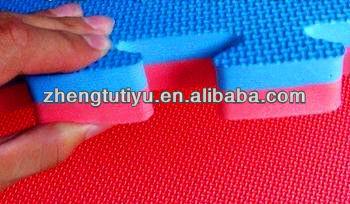 new design martial arts equipment taekwondo mat