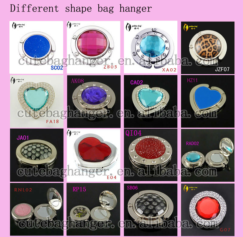 5different shape bag hanger