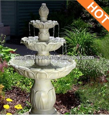 Pas cher ballon rond jardin fontaine granite id de produit for Lanterne japonaise de jardin pas cher