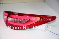 2010-год для hyundai tucson ix35 привело полосы заднего света красный белый цвет