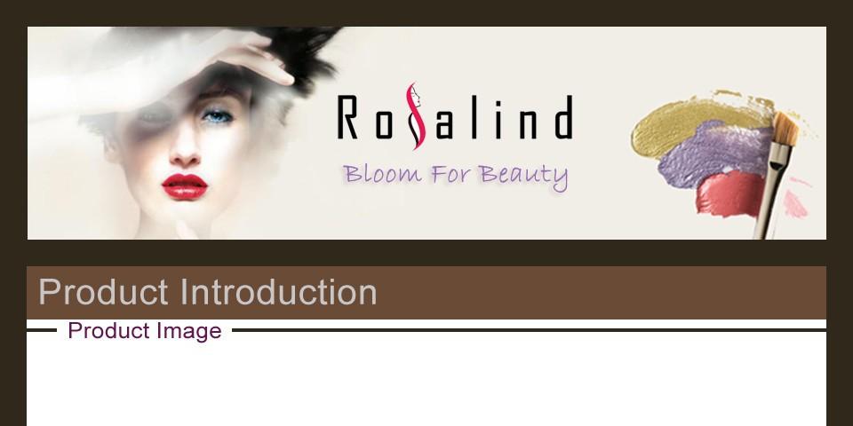 Тени для глаз Rosalind 183 168 + 6 + 9 E-6037