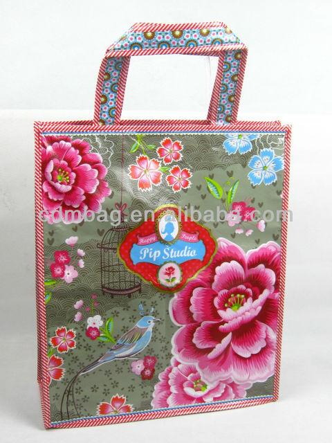 CDM Colorful Non Woven Tote PP Bag Shopping