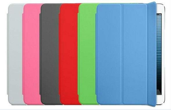 Wake and Sleep PU Stand Magnetic smart cover for iPad mini