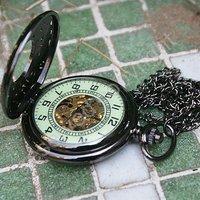 Карманные часы на цепочке SHUHANG Dial H133